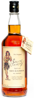 Sailor Jerry Rum Spiced 1.00l